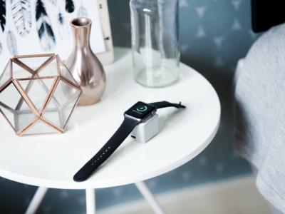 El complemento ideal para tu Apple Watch seguramente sea la powerbank Compact ZENS