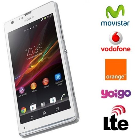 Precios Sony Xperia SP con Orange y comparativa con Movistar, Vodafone y Yoigo