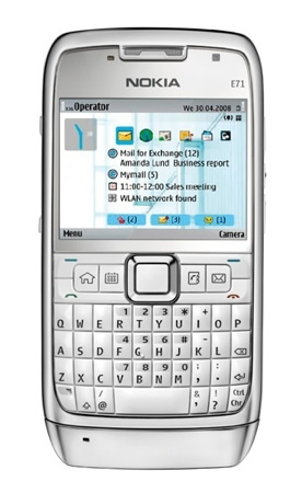Nokia E71. Todo sobre el Nokia E71