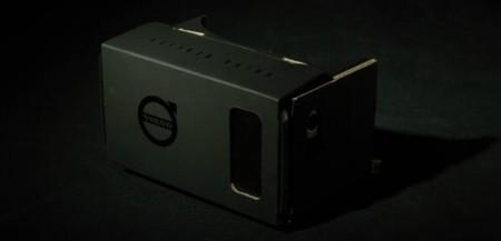 Volvo le saca partido a la realidad virtual de cartón de Google Cardboard