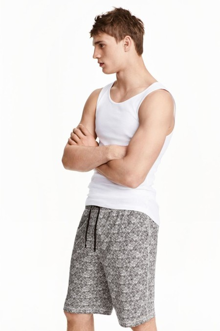 Julian Schneyder H And M Loungewear 002