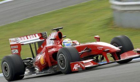 Felipe Massa quiere carreras más cortas