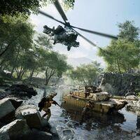 Battlefield 2042 no contará en su lanzamiento con ningún tipo de modo competitivo o eSport, por el momento