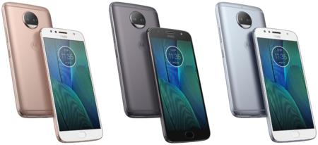 Moto G5s vs Moto G5, comparativa: así ha evolucionado la gama media de Motorola en 2017