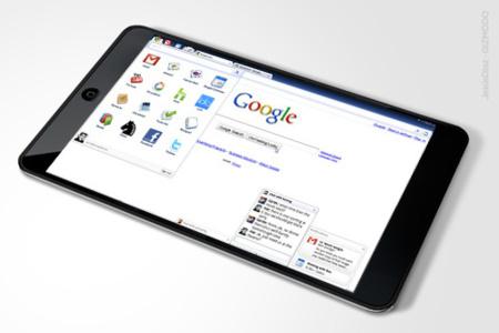Google y HTC podrían estar preparando la competencia al tablet de Apple