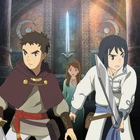 Las películas Dragon Quest: Your Story y Ni no Kuni se estrenarán próximamente en Netflix