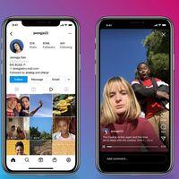Llega Instagram TV y se despide IGTV: los vídeos largos se unifican con los del feed para hacer frente a YouTube y TikTok