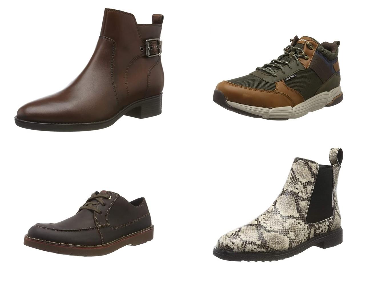 Chollos en tallas sueltas de botas y zapatos de marcas como