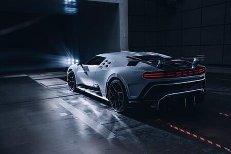 Bugatti Centodieci Tunel De Viento 2