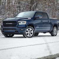 Ram 1500 North Edition: una edición especial de esta exitosa pick-up, pensada para el frío del invierno
