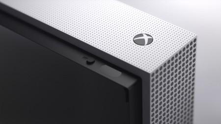 Así sería el Xbox One S All Digital que llegaría a México: la consola que no tendría bandeja para discos físicos