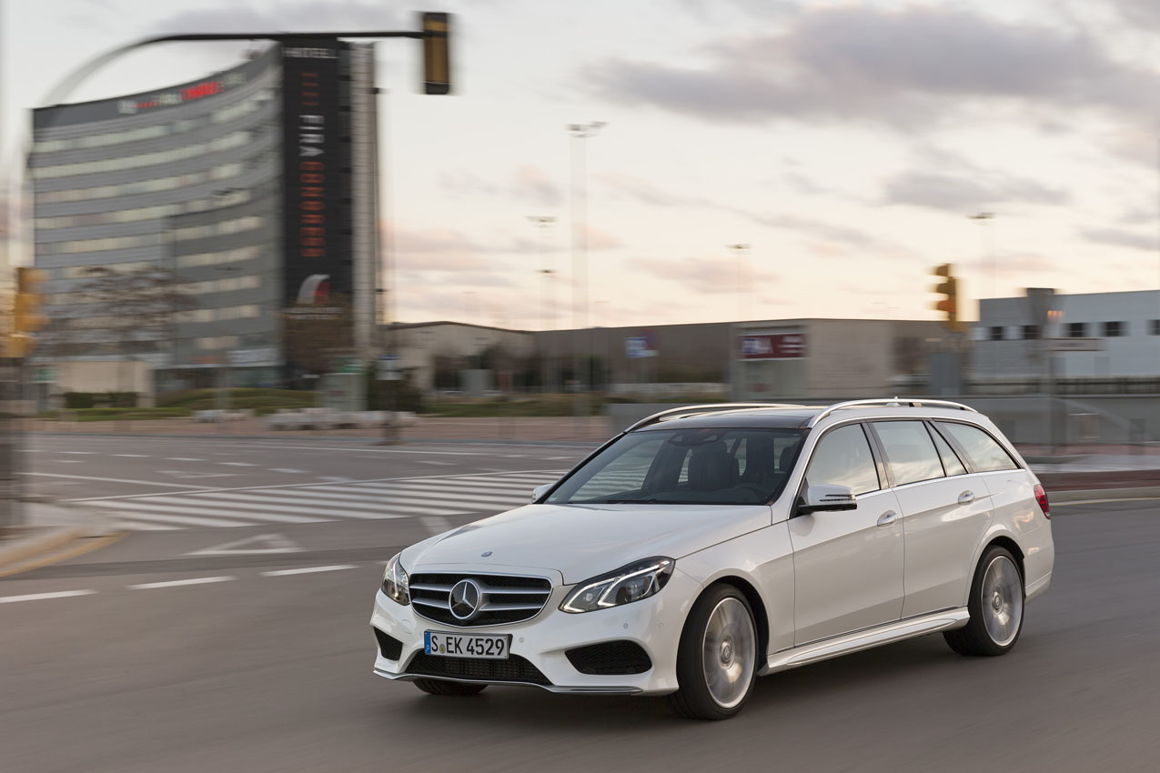 Foto de Mercedes-Benz Clase E 2013 (presentación) (32/48)