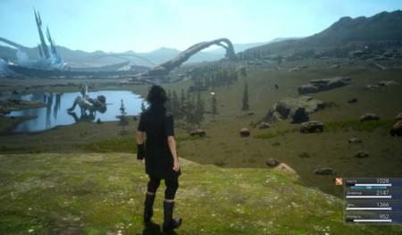 Final Fantasy XV nos muestra la versión 2.0 del episodio Duscae
