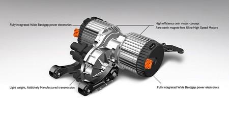 Bentley Octopus Motor Electrico 2
