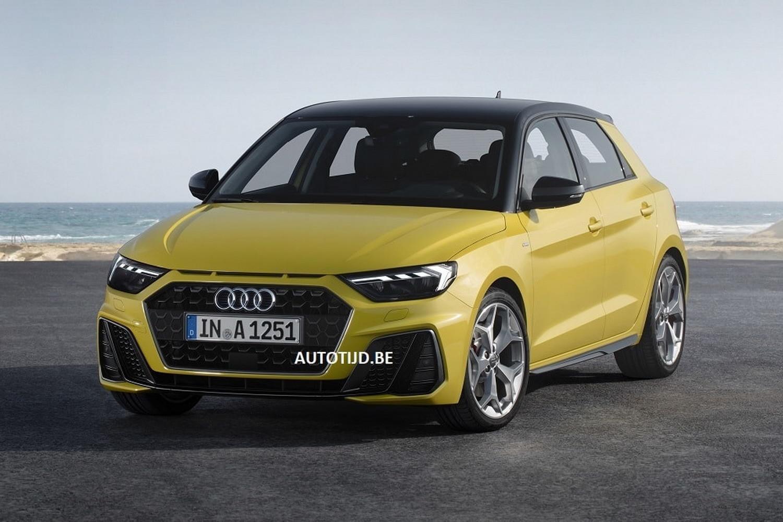 Foto de Audi A1 2019 (filtraciones) (6/14)
