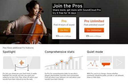 SoundCloud presenta nuevos planes de precios