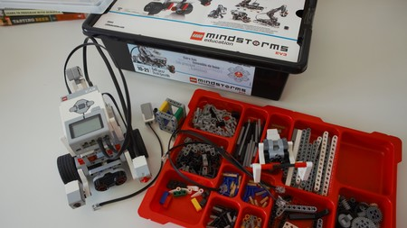 Lego Ev3 Education Set Kit