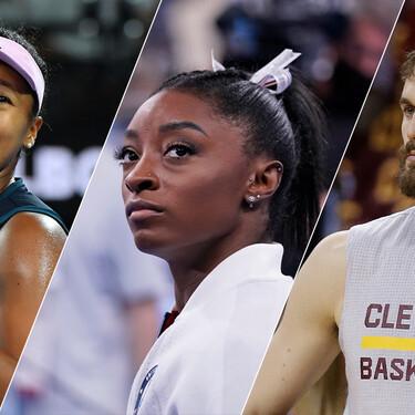 Simon Biles, Naomi Osaka, Kevin Love: los problemas de salud mental son ya endémicos en el deporte