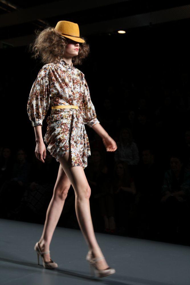 Foto de Alma Aguilar en la Cibeles Madrid Fashion Week Otoño-Invierno 2011/2012 (120/126)