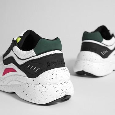 Bershka se apunta a la moda para todos con tres pares de sneakers modernos y unisex