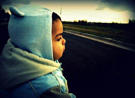 La foto de tu bebé: Diego mirando al sudeste