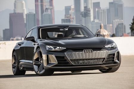El Audi e-tron GT RS de 700 CV será el coche eléctrico más potente de Audi y llegará en 2021
