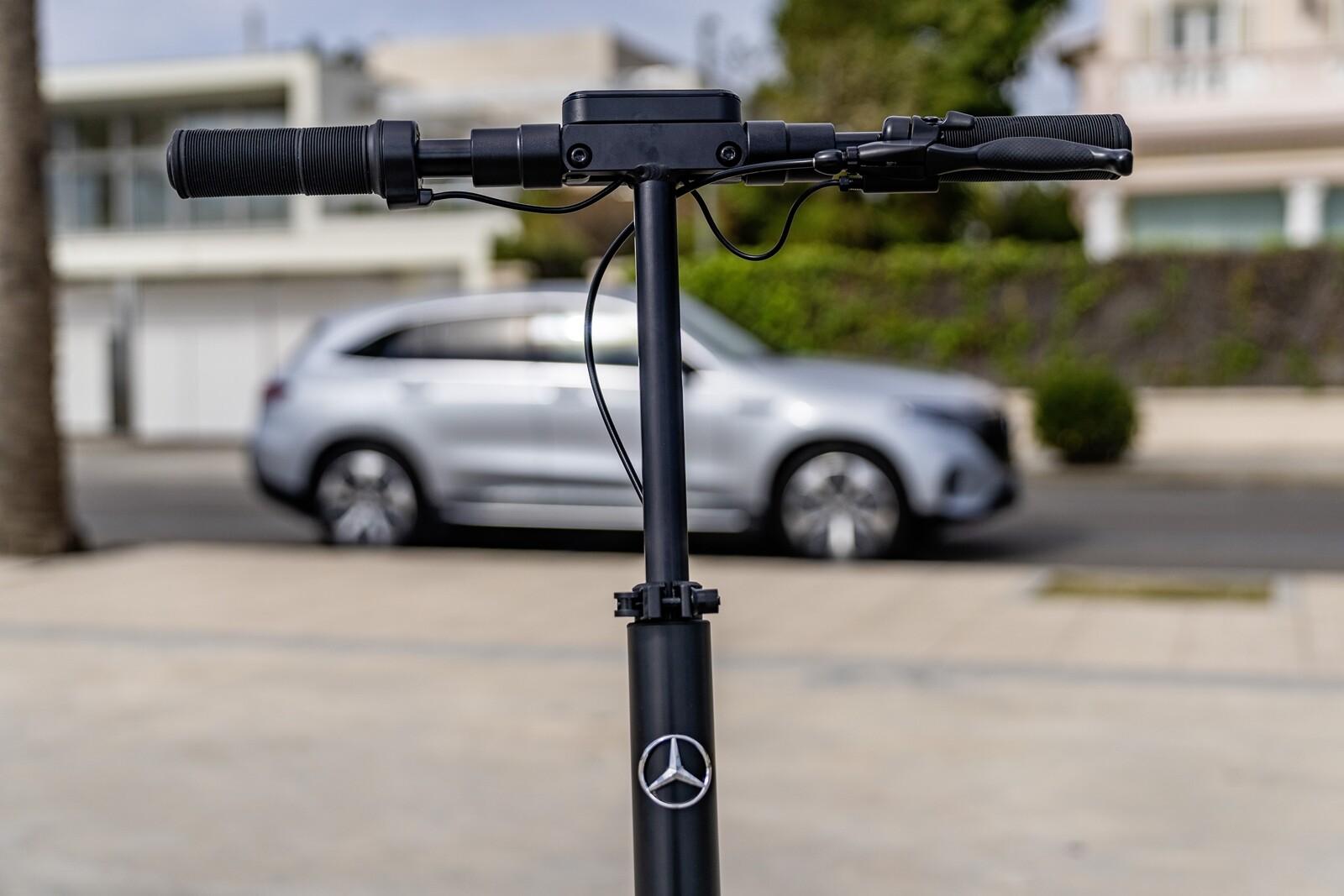 Mercedes-Benz eScooter