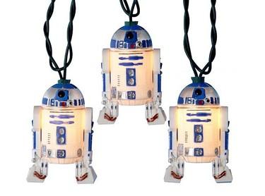 Guirnaldas de Star Wars para una Navidad diferente