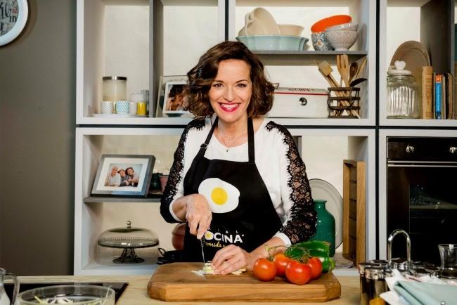L cete con loleta el nuevo programa de canal cocina con for Nuevo programa de cocina