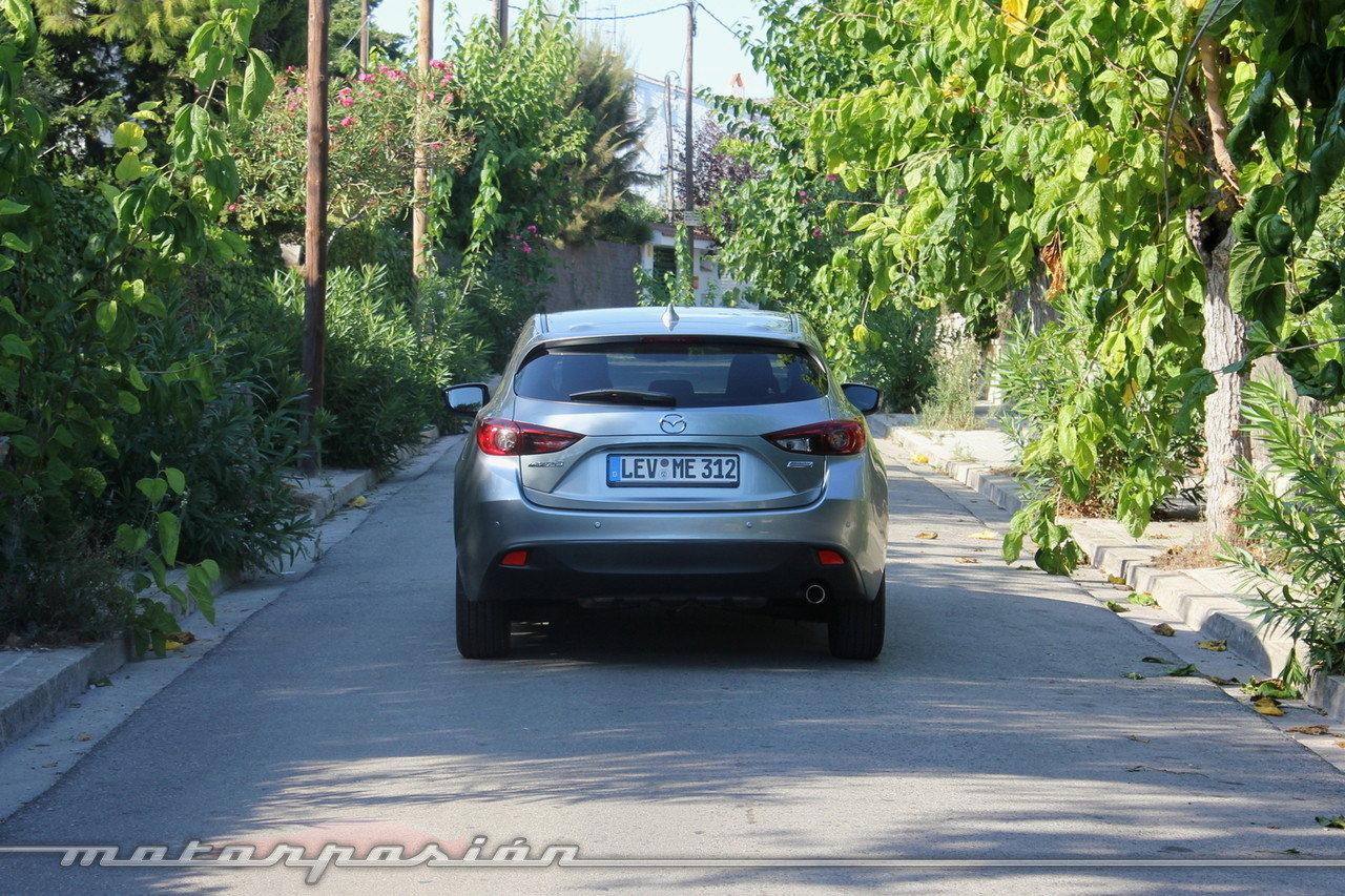 Foto de Mazda3 2013, presentación y prueba (24/61)