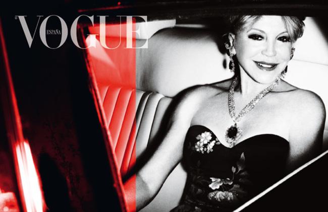 Baronesa portada Vogue España