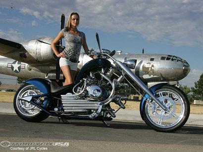 JLR Radial Chopper