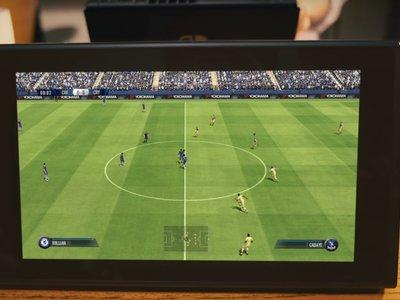 FIFA 18 se deja ver en Switch en uno de sus nuevos spots