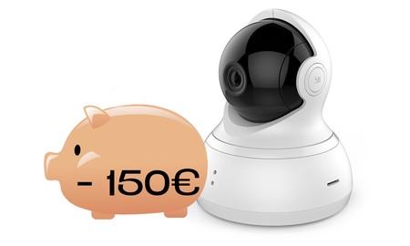 11 cámaras de videovigilancia por menos de 150 euros para irse de vacaciones algo más tranquilo