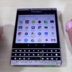 Passport Silver Edition, así luce en vídeo la primera BlackBerry con Android