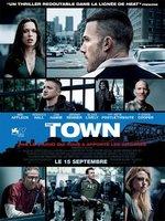 'The Town (Ciudad de ladrones)' de Ben Affleck, cartel