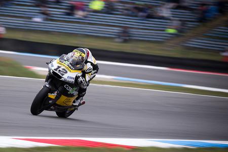Thomas Luthi marca el ritmo en Moto2 y consigue el mejor tiempo en Sachsenring