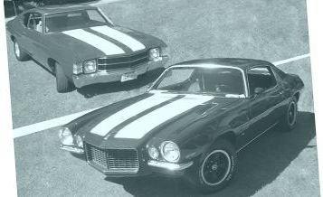 ¿Camaro o Chevelle? Me da igual, pero que lo fabriquen