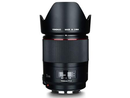 Yongnuo YN 35mm F1.4: un angular ideal para la fotografía nocturna y amantes del bokeh