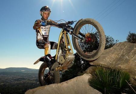 Adam Raga se impone en el arranque del Campeonato de España de Trial Outdoor 2012