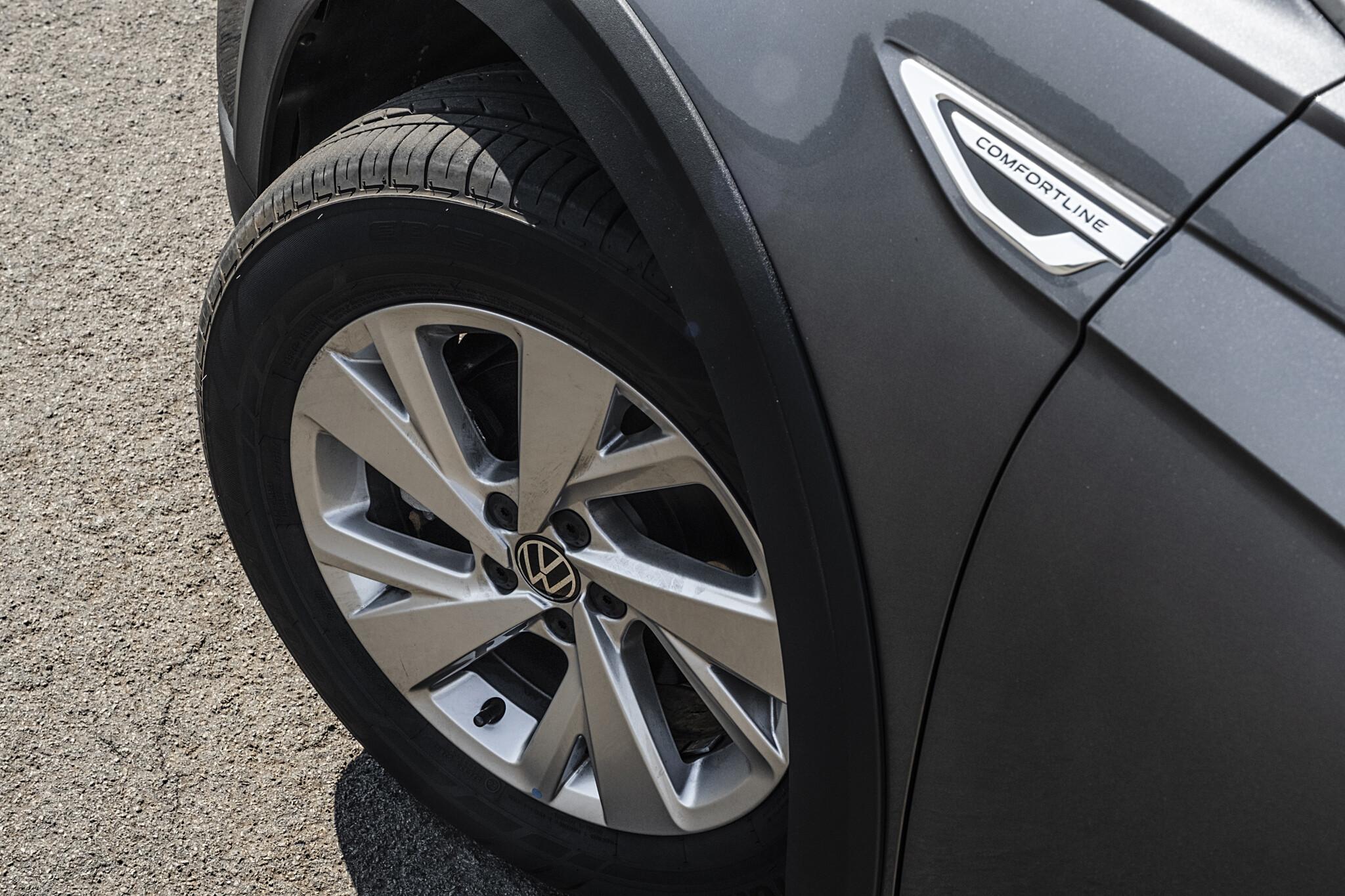 Foto de Volkswagen Nivus Comfortline (13/17)