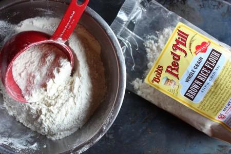 Harina arroz integral