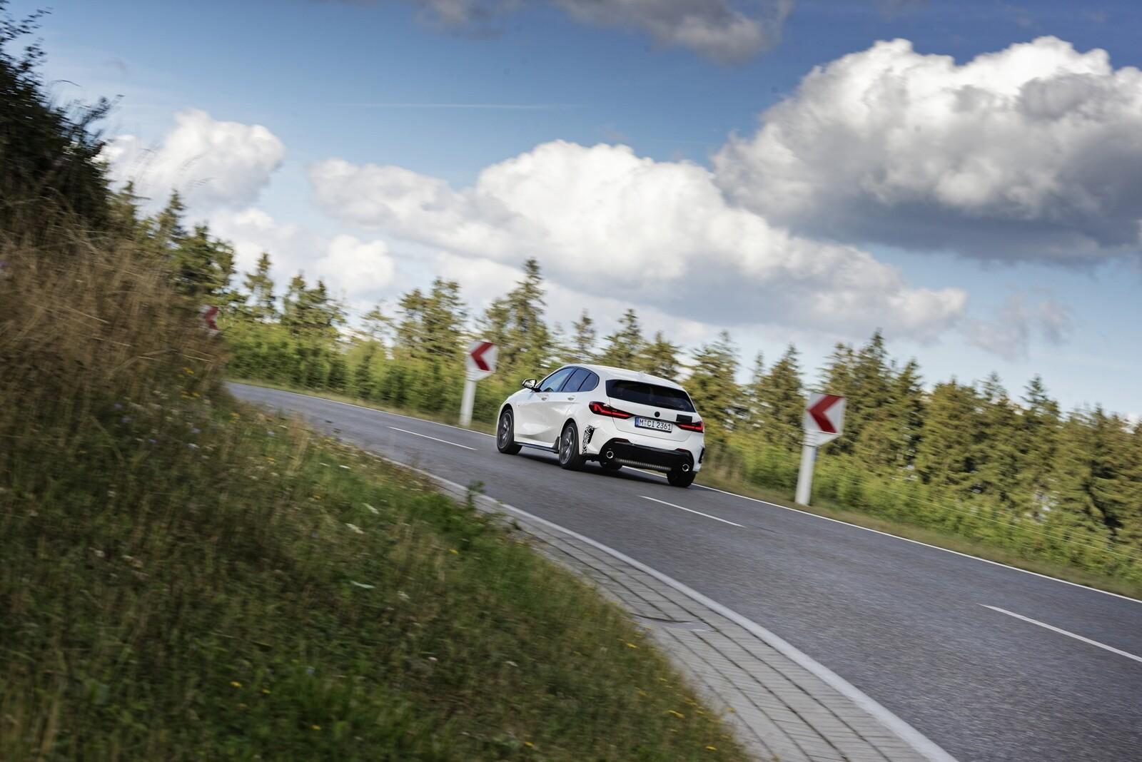 Foto de BMW 128ti 2021 (19/21)