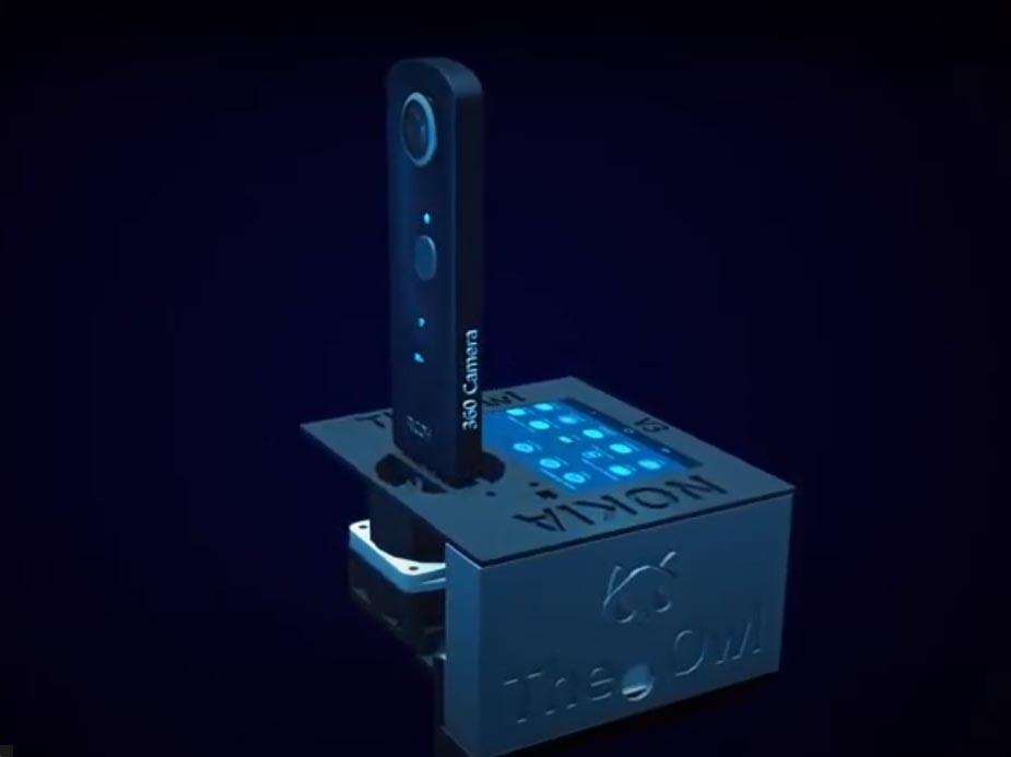 Reuniones a distancia como si estuvieses en la oficina con una cámara 3D y realidad virtual: la gran apuesta de Nokia para el teletrabajo