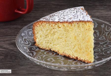 Bizcocho de almendra, mandarina y limón: receta sin gluten