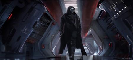 Star Wars E Vii Bocetos 17