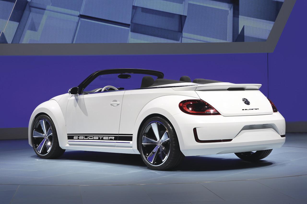 Foto de Volkswagen E-Bugster (2/13)