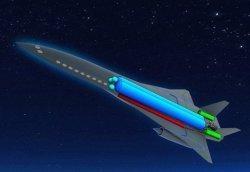 """EADS presenta el """"cohete-avión"""""""