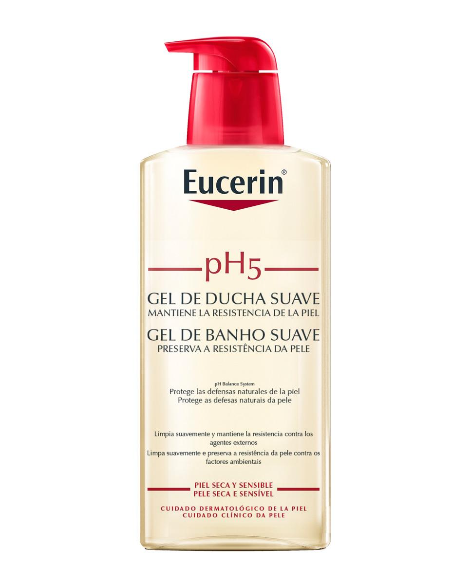 Gel de ducha suave PH5 Eucerin
