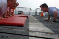 Apúntante al reto: Hacer 100 flexiones seguidas en 6 semanas (VIII)